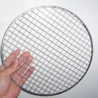 China Stainless Steel Crimped Barbecue Netting on sale