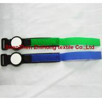 Wholesale High quality colorful one-piece sew on nylon fabric watch band straps from china suppliers