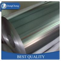 Wholesale Industrial Plain Aluminium Blister Foil Cold Bottom 100-1500mm Width from china suppliers