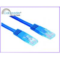 Wholesale High Speed Cat 5e Network Ethernet Cables Blue Color from china suppliers