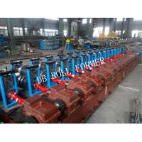 Wholesale Roll Forming Line for Rolling Shutter Slats with Automatic Control Cut-to-length Cutting Mode from china suppliers
