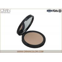 Quality Waterproof Pressed Makeup Face Powder Matte Color Plastic Box Packing for sale