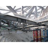 Wholesale GYM Center Building Steel Frame I Section Square/ Round Pipe Environment Friendly from china suppliers