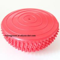 Wholesale Inflatable Eco-friendly PVC Spiky Massage Balls from china suppliers