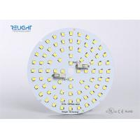 Wholesale 80 Pcs 33v Dc 2835 Smd Led Module , D88mm Round Pcb Led Downlight Module 6000k 100-130lm / W from china suppliers