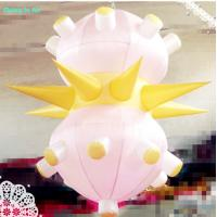 Wholesale Special Stage Decorative Led Light Inflatable Star for Party and Club Decoration from china suppliers