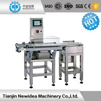 Wholesale Stainless Steel 304 Packing Machine Accessories Automatic Weight Checker / Combined Metal Detector from china suppliers