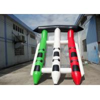 Quality 4-6 Passangers InflatableTowable Sport Games/ Fly Fishing Boat Fish Raft Boat for sale