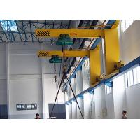 Wholesale Electric Wall Slewing / Wall Mounted Jib Crane With Chain Hoist BB Model from china suppliers