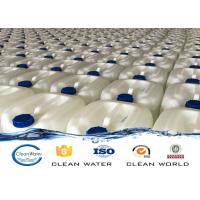 Wholesale ISO / BV Organic silicon defoamer , liquid clean water anti foaming agent from china suppliers