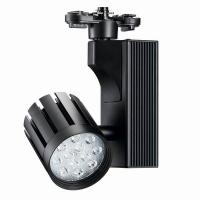 Wholesale Matt White / Black 24W LED Track Lights Ra80 75lm/W With 60°Beam Angle from china suppliers