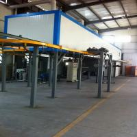 Wholesale Complete Good Quality Powder Coating  Lines Factory from china suppliers