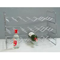 Buy cheap Iron Wire Wine Rack (HK-CS-WR03) from wholesalers