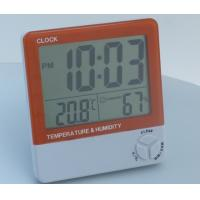 HTC-1 Temperature and Humidity Meter Clock