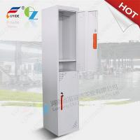 Wholesale single row Two door steel locker FYD-G002,H1850XW380XD450mm,Knocked down structure from china suppliers