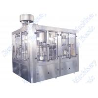 Wholesale Electric Bottled Water Filling Machine / Plant 500ml - 2500ml 3KW ABB motor from china suppliers