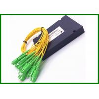 Wholesale Single Mode Planar Lightwave Circuits Fiber Optic PLC Splitter 1*32  For PON System from china suppliers