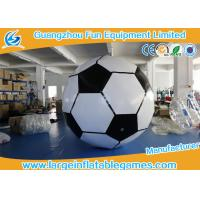 Wholesale CE  inflatable  sport game 3m giant  inflatable football  for bumper ball  inflatable soccer ball for fun from china suppliers