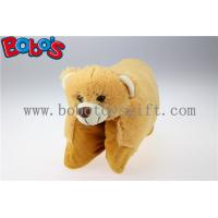 Wholesale Plush Pillow Stuffed Bear Style Floor Cushion as CE Approved from china suppliers