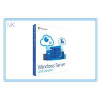 Quality Windows Server 2016 Standard Edition Unlimited Windows Server Containers for sale