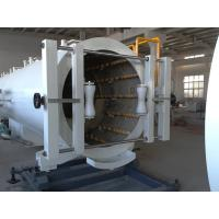 OD 1200mm PE Pipe Extrusion Line , 380V 50HZ Pvc Pipe Manufacturing Plant
