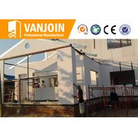 Wholesale Ecological Modern Prefab Modular Homes By High Strength EPS Cement Wall Panel from china suppliers