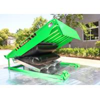 Wholesale High Performance Air Bag Dock Leveler , Push Button Airbag Lifting Load Dock Leveler from china suppliers