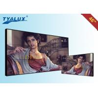 Wholesale Commercial HD Samsung LCD Video Wall 3x3 Narrow Bezel Monitor 10mm from china suppliers