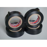 Wholesale Black PVC Electrical Adhesive Tape , 18mm Width Wiring Loom Tape from china suppliers