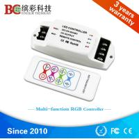 Wholesale Bincolor BC-361-CC 12V 48V DC constant current rf remote rgb led light controller from china suppliers