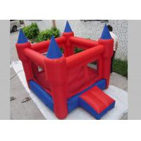 Wholesale 210d Oxford Fabric Toddler Bounce House Quadruple Stitching CE from china suppliers