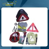 Wholesale CE Roadside Emergency Kit , Auto Emergency Tool Repair Kit Safety from china suppliers