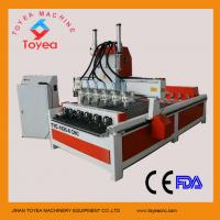 Wholesale Multi-heads Rotary axis CNC Router machine TYE-1625-6 from china suppliers
