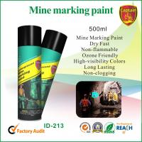 Quality High Gloss Marking Spray Paint For Wood , Non Flammable / Weather Resistant for sale