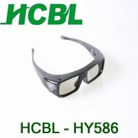 Wholesale Large Frame Shutter Axctive Cinema 3D Glasses For IR Infrared Emitter System from china suppliers