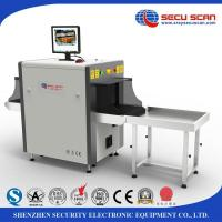 Wholesale Hold X Ray Baggage Scanner Machine , Screening Threat Detection Equipment from china suppliers