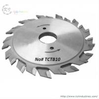 Wholesale T.C.T Adjustable Scoring Saw Blades for Melamine Faced Chipboard from china suppliers