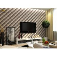 Wholesale Interior Noise Reduction Wall Panels 600mm x 600mm With PU Leather Finish from china suppliers