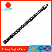 China forged steel Mitsubishi 6D31 6D31T camshaft for SK120-6 HD700-7 HD450SE Truck Crane for sale