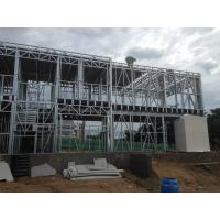 Wholesale Modern Quick Install Prefabricated House , Metal Prefabricated Housing Modules from china suppliers
