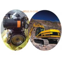 Wholesale 4BTA3.9- C130 Original Cummins diesel engine four stroke For Excavator / Loader / Roller / Crane from china suppliers