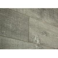 Wholesale Rustic oak Handscraped Laminate flooring 2801 Valinge Click for Commercial from china suppliers