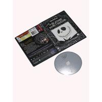 Quality Wholesale Supply New Release Disney Cartoon Dvd Movie : The Nightmare Before Christmas DHL Free Shipping for sale