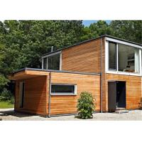 Wholesale Two Storey Recycled Prefab Green Steel Structure Building with Equipment from china suppliers