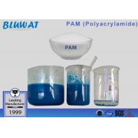 Wholesale Bluwat Cationic Polyacrylamide Flocculant Flocking Agent Water Treatment from china suppliers