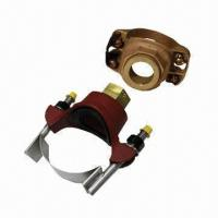 Buy cheap Saddle Fittings, Secure TBS, IPFS, IEFS Flow Sensors to 3 to 12-inch Pipe from wholesalers
