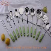Wholesale Plastic Handle High Quality Funky Enamel House Kitchenware Sale from china suppliers