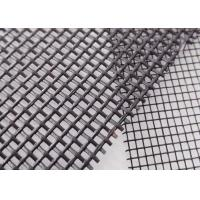 Wholesale High Strength Pet Mesh Fabric Polyester / Fiberglass Screen Mesh from china suppliers