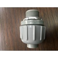 Wholesale PVC Plastic Non Metallic Liquid Tight Connector Straight from china suppliers