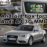 Wholesale Android car navigation box interface for Audi A4 A5 , Navigation Video Interface from china suppliers